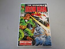 The Invincible Iron Man #4 Comic Book