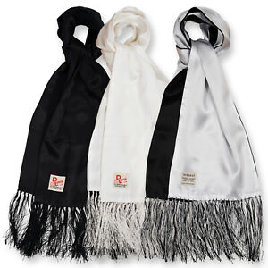 AVIAKIT /D Lewis Pure Silk 100% Scarf by Lewis Leathers Ton up boys, Rockers,50s