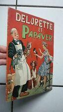 EDITION CHAGOR  / PINCHON / DELURETTE ET PAPAVER   /  1946