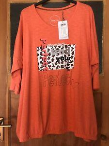 Shirt von Samoon by Gerry Weber Gr. 56 *Neu mit Etikett*