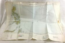 1924 Military map of The Philippines Halmahera Asia Peninsula War Office Issue
