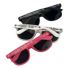 Bride Tribe/Hen Party Sunglasses, Fancy Dress, Team Bride, UV protection, Hen Do