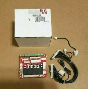 TRANE. P/N: MOD02132. CONTROL MODULE BOARD; CSTI ECM ADAPTER. X13651594-01. OEM.