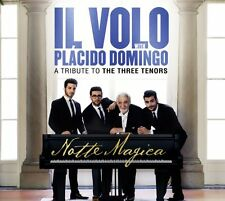 Notte Magica - Il Volo & Domingo Placido CD & DVD Set Sealed ! New !