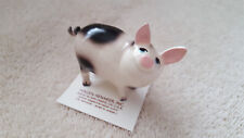Hagen Renaker Papa Pig Figurine Miniature Collect Gift New Free Shipping 02078
