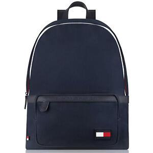 TOMMY HILFIGER Navy Blue Backpack / Rucksack / College / Gym / School Bag