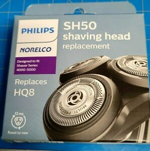 Philips Norelco - SH50 Replacement Head for Series 4000 5000 Shavers HQ8