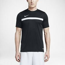NEW NIKE DRY ACADEMY MEN'S SHORT SLEEVE FOOTBALL SOCCER TOP DRI-FIT SHIRT SZ/ L