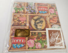 Vintage 70s 80s Current Memories Wrapping Paper Nip +6 Other Pc Lot Scrapbooking