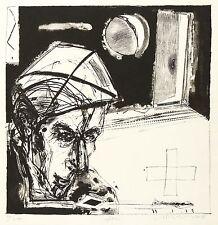 Steffen volmer -... abierto-litografía 1988