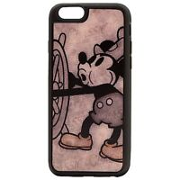 Disney Parks D-Tech Steamboat Willie Mickey Mouse iPhone 6+ 6/6S Plus Phone Case