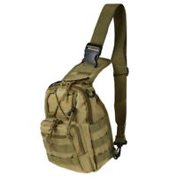 Camping Hiking Outdoor Backpack Bag Tactical Military Trekking Rucksack Molle