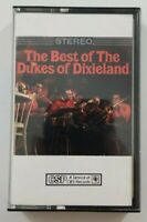 The Dukes of Dixieland Cassette Best Of Tape 1988 Columbia