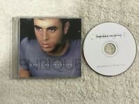 ENRIQUE IGLESIAS RHYTHM DIVINE BE WITH YOU I HAVE ALWAYS LOVED YOU CD