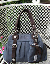 NEU George Gina Lucy NYLON mini *Bella Cinderella* KIDS brown-bluegrey