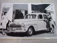 1946 MERCURY SEDAN   11 X 17  PHOTO  PICTURE