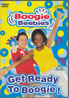 Boogie Beebies - Get Ready To Boogie! Cbeebies UK R2 & R4 BBC DVD