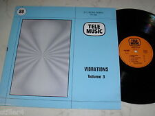 LIBRARY TELEMUSIC VIBRATIONS Vol.3 Chantereau, Dahan *NM*