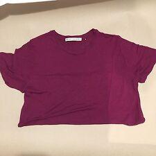 BALENCIAGA T-shirt taglia small-piccolo foro sul Collo