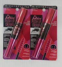 2 - Maybelline The Falsies Push Up Drama Mascara -306 Brownish Black