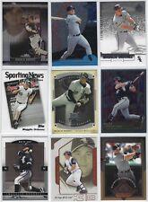 (52)ct MAGGLIO ORDONEZ MLB BASEBALL CARD LOT! 05 BOWMAN WHITE /240 WHITE SOX!