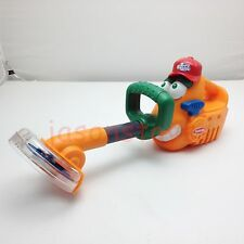 15'' Hasbro Playskool Mike Cool Crew Cleaner Electric Mowing Toy New In Stock