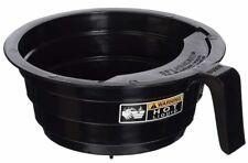 2 Bunn Black Plastic 12 Cup Replacement Funnel Plus Replacement Bunn Sprayhead