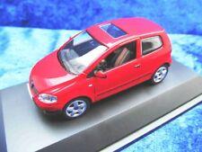+ VW Fox von  Schuco 1:43 +++ rot +++   NEU    Volkswagen