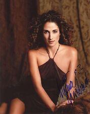 ~~ MELINA KANAKAREDES Authentic Hand-Signed ~~CSI:NY~~ 8x10 Photo ~~