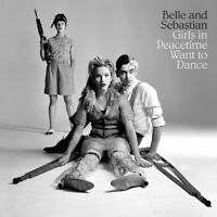 Belle And Sebastian ‎– Girls In Peacetime Want To Dance Vinyl 2LP NEW/SEALED