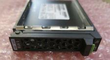 """Fujitsu 1.92TB 2.5"""" SAS 12Gb/s SSD Solid State Drive In Caddy S26361-F5614-E192"""