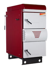 80kW Angus Orligno 200 Wood Log Boiler (grants available under RHI for 20 years)