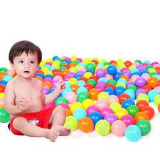20 pcs 5.5cm Colorful Fun Ball Soft Plastic Ocean Ball Baby Kid Toy Swim Pit Toy