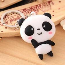 Panda Bear Keychain Keyring - Cute Animal Chinese Panda Gift Pendant