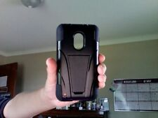 Nokia Lumia 620 Black case With Stand