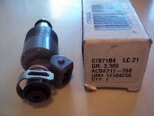 ACDelco 217-268 New Multi Port Injector  DELCO #17104256