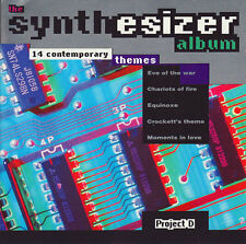 Project D -  The Synthesizer Album - 14 Contemporary Themes  / CD 1990