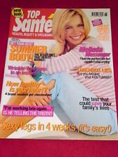 TOP SANTE - MELINDA MESSENGER - June 2004 # 136