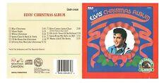 Rare Elvis Presley Elvis' Christmas Album RCA CAMDEN Classic Canada Only CD 87