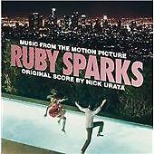 Ruby Sparks [Original Soundtrack] (2012) OST CD (Plastic Bertrand/Nick Urata)