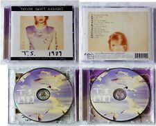 TAYLOR SWIFT Karaoke .. Big Machine Records CD+G + DVD TOP