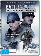 Battle of The Bulge Winter War ( Region 4 Dvd) Tom Berenger Billy Zane