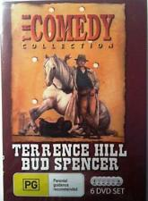 COMEDY COLLECTION X6 - BUD SPENCER TERENCE HILL BULK NEW DVD MOVIE SEALED