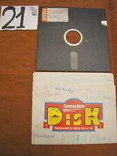 Floppy disc 5.25 inch 5 1/4 Commodore 64 & 128 Disk giochi bellissimo pianoforte