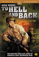 To Hell And Back - Jesse Hibbs, Audie Murphy (1955) - DVD new