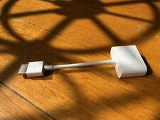Apple HDMI to DVI adapter cable for MacBook Pro or Mac Mini