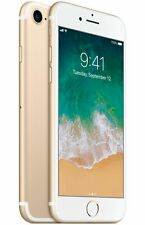"""Apple iPhone 7 Gold 4.7"""" Display 128 GB AT&T Factory Locked Smartphone"""