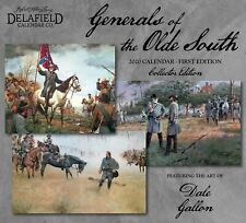 GENERALS OF THE OLD SOUTH  - 2020 WALL CALENDAR - BRAND NEW - 005063
