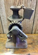 Antique JACK / Old Metal Cast Iron for car or truck Automotive tool