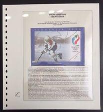 Slovenia Klagenfurt 2006 Winter Olympics Ganzsache Weltsammlung der Rekorde Rar-